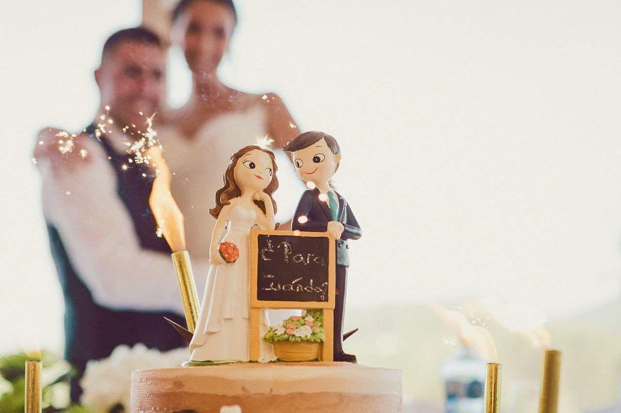 Alex & Mari Carmen se casan