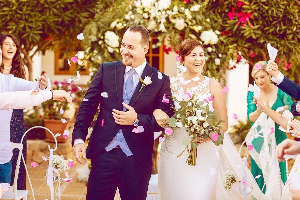 Ceremonia de boda en es Jardins